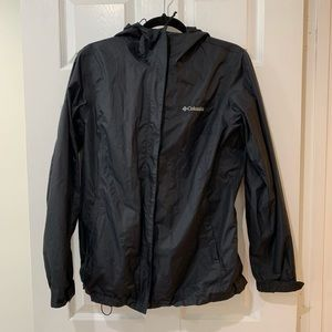 Columbia rain jacket (size medium)